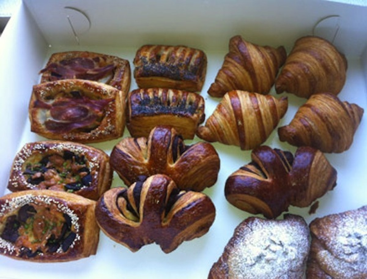 """Our new obsession is <a href=""""http://www.tastingtable.com/entry_detail/sf/7673/Neighbor_redefines_the_croissant?ref=huffpo"""" t"""