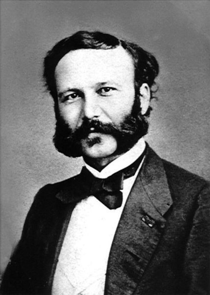 In the inaugural year, the prize was divided between two men: Frédéric Passy and Henry Dunant. Passy was a Frenchman, and a r