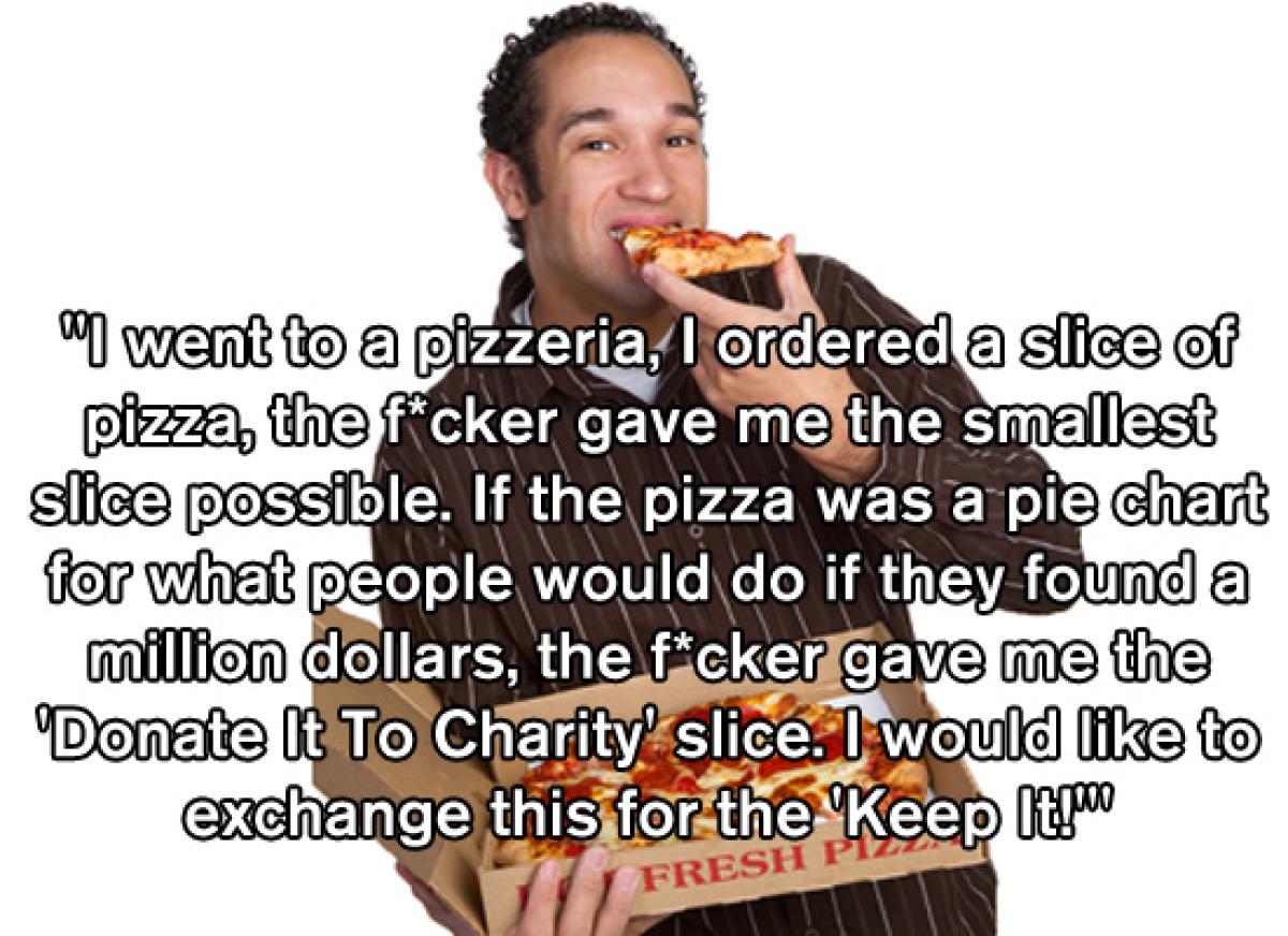 "(Photo: <a href=""http://www.bigstockphoto.com/image-12040880/stock-photo-man-eating-pizza"" target=""_hplink"">""Man Eating Pizza"