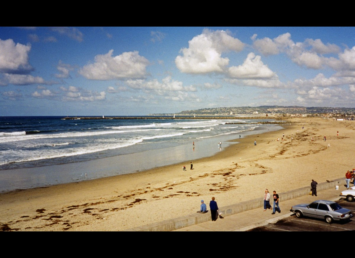 San Diego has it all: sun, waves, a vibrant downtown and an almost offensively high quality of life.