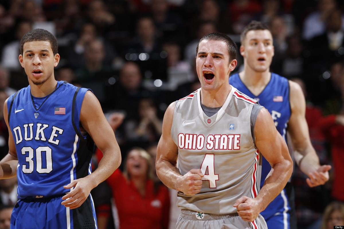 Ohio State flexed its muscles in a statement game against Duke at home. The Buckeyes wiped the floor with the Blue Devils, ju