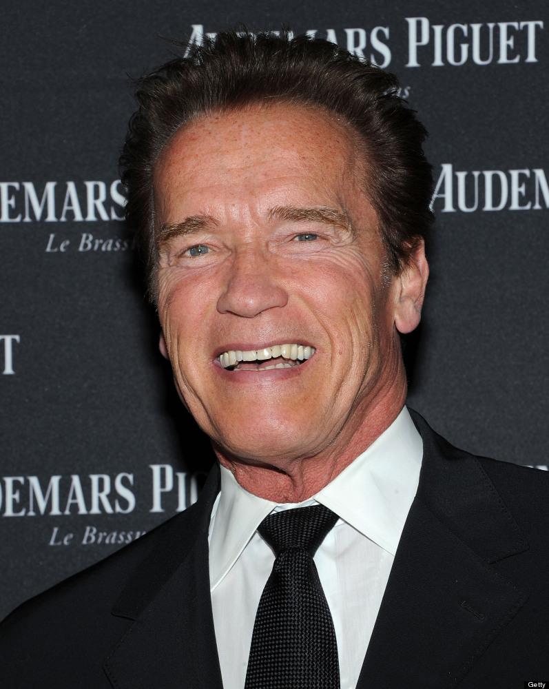 "Schwarzenegger played Julius in ""Twins."""