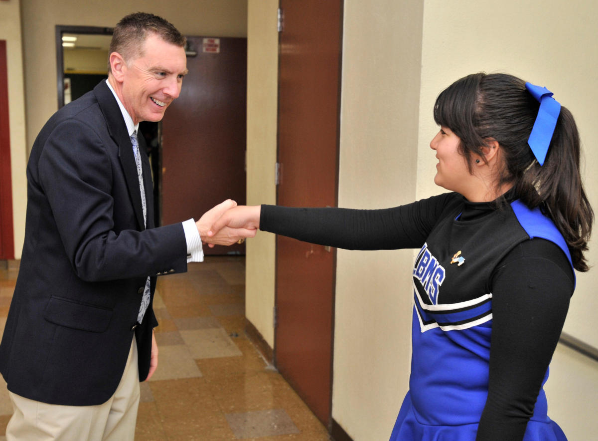 Under John Deasy, the LAUSD increased 19 points on the Academic Performance Index. The California High School Exit Exam pass