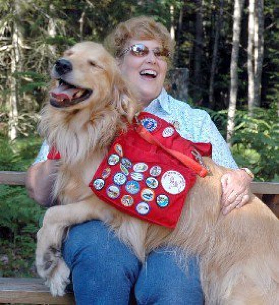 The Dog Scouts of America offers around 80 badges for participating pups, although not all dogs are eligible to earn all badg