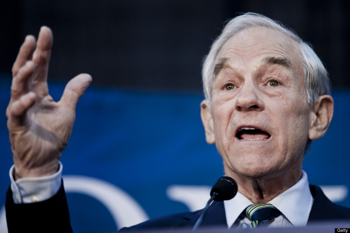 """Republican presidential hopeful U.S. Rep. Ron Paul (R-TX) has offered the <a href=""""http://www.huffingtonpost.com/2011/05/05/r"""