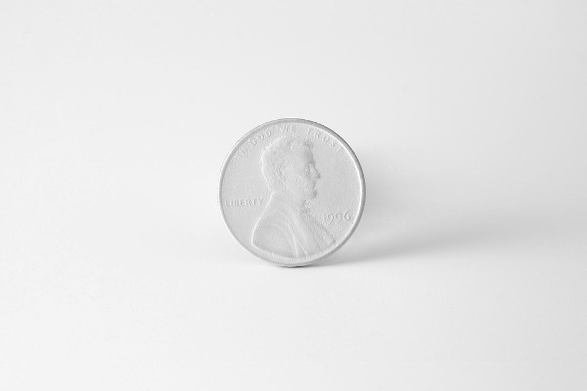 Lincoln Memorial Penny
