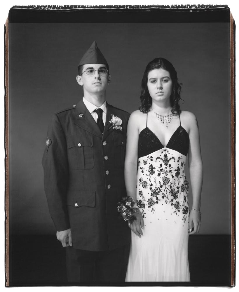 Joe Moore and Kate Carr