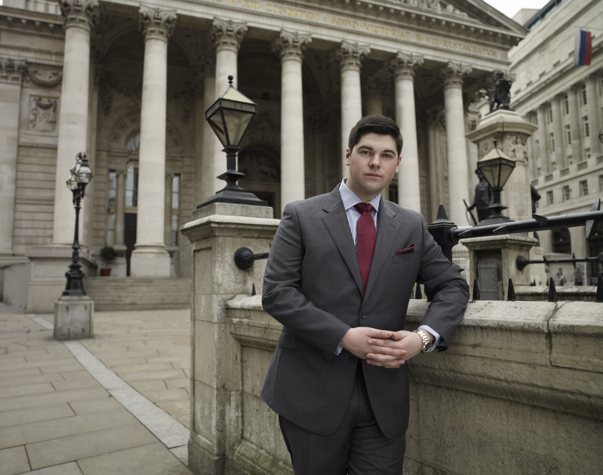 Alex Hope, 23-Year-Old Millionaire, Arrested In UK For Trading ...
