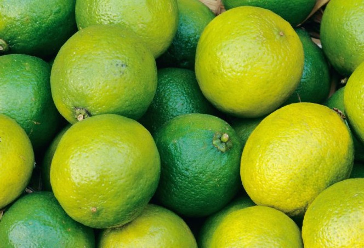 <strong>Why we love them:</strong> Tart, tangy limes pack a ton of flavor despite the fact that they are relatively compact.