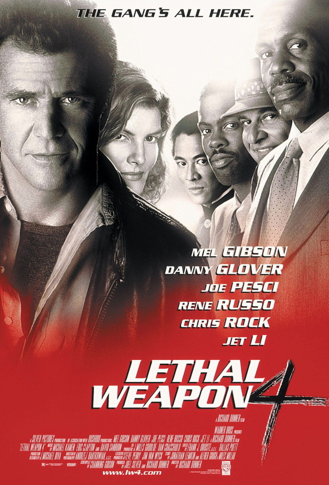 <strong>Length between sequels</strong>: 6 years