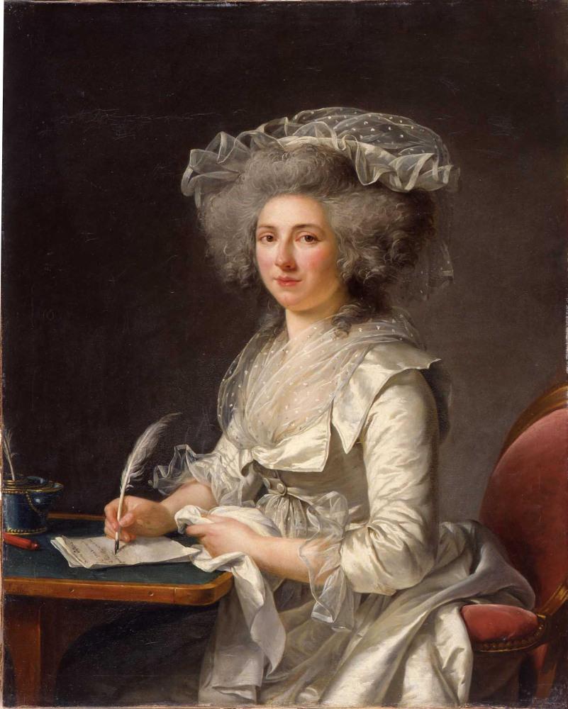 Adélaïde Labille-Guiard, <em>Portrait of a Woman</em>