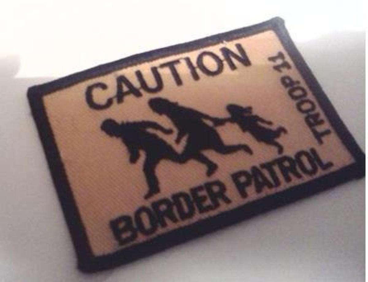 "<em><a href=""http://latinorebels.com/2012/03/30/unauthorized-and-racist-border-patrol-boy-scout-badge-was-created-by-predomin"
