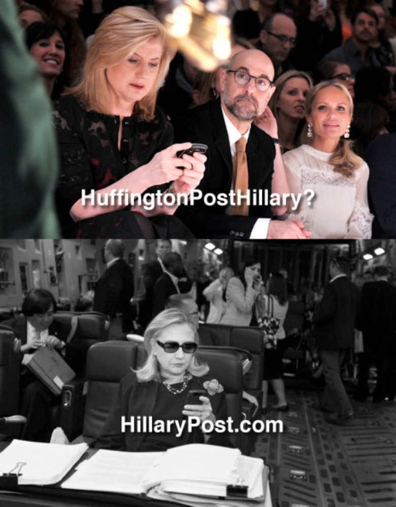 texts from hillary tumblr meme shows secretary of state messaging
