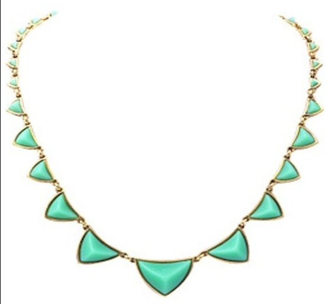 Designer and Mom, Nicole Ritchie has created a stunning limited edition necklace from House of Harlow with 20 percent of the