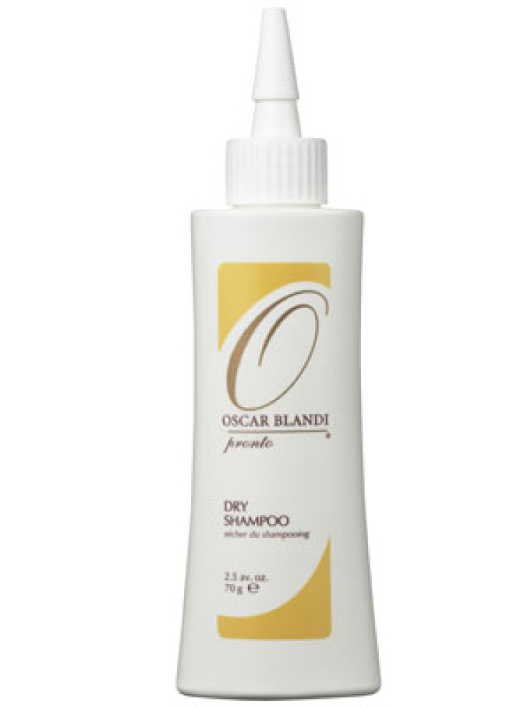 """""""I always steer away from this kind of dry shampoo, as I generally prefer the clear sprays to the white, opaque powder. I am"""