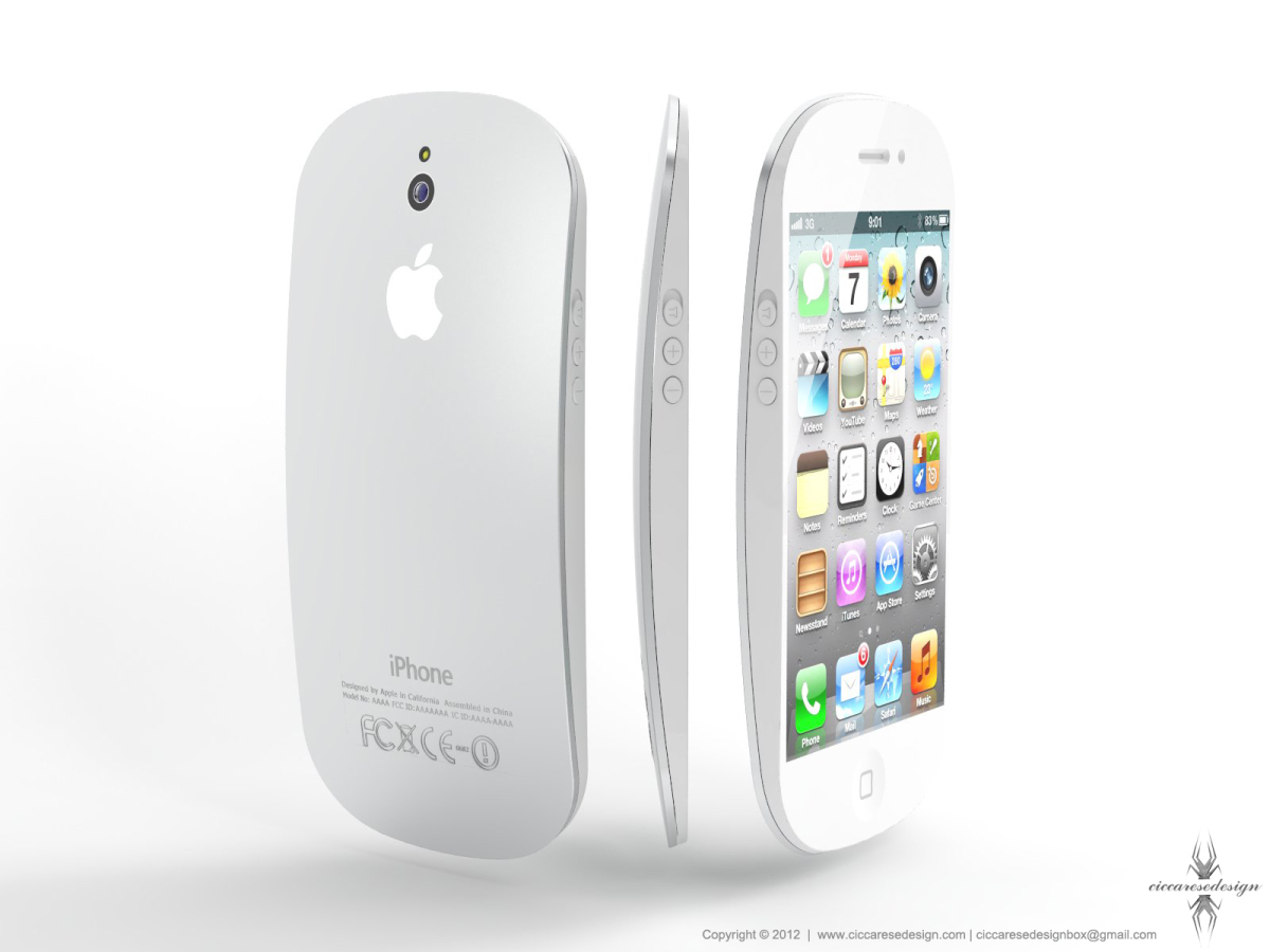 It's iPhone 5 rumor time! Put the kids to bed because things are about to get irresponsibly speculative!  Let's start with