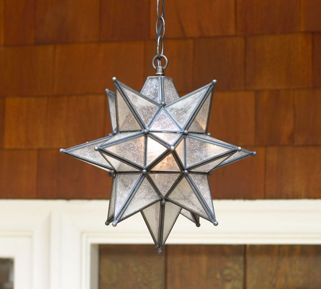 "Available from <a href=""http://www.potterybarn.com/products/olivia-star-pendant/?pkey=e%7Cpendant%2Blight%7C35%7Cbest%7C0%7Cv"