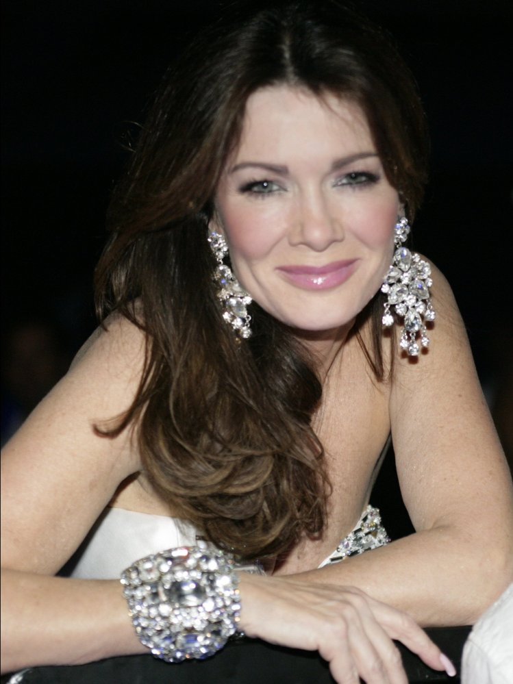 """<em>The Real Housewives of Beverly Hills</em>' Lisa Vanderpump was crowned """"Queen of the White Party,"""" a circuit event drawin"""