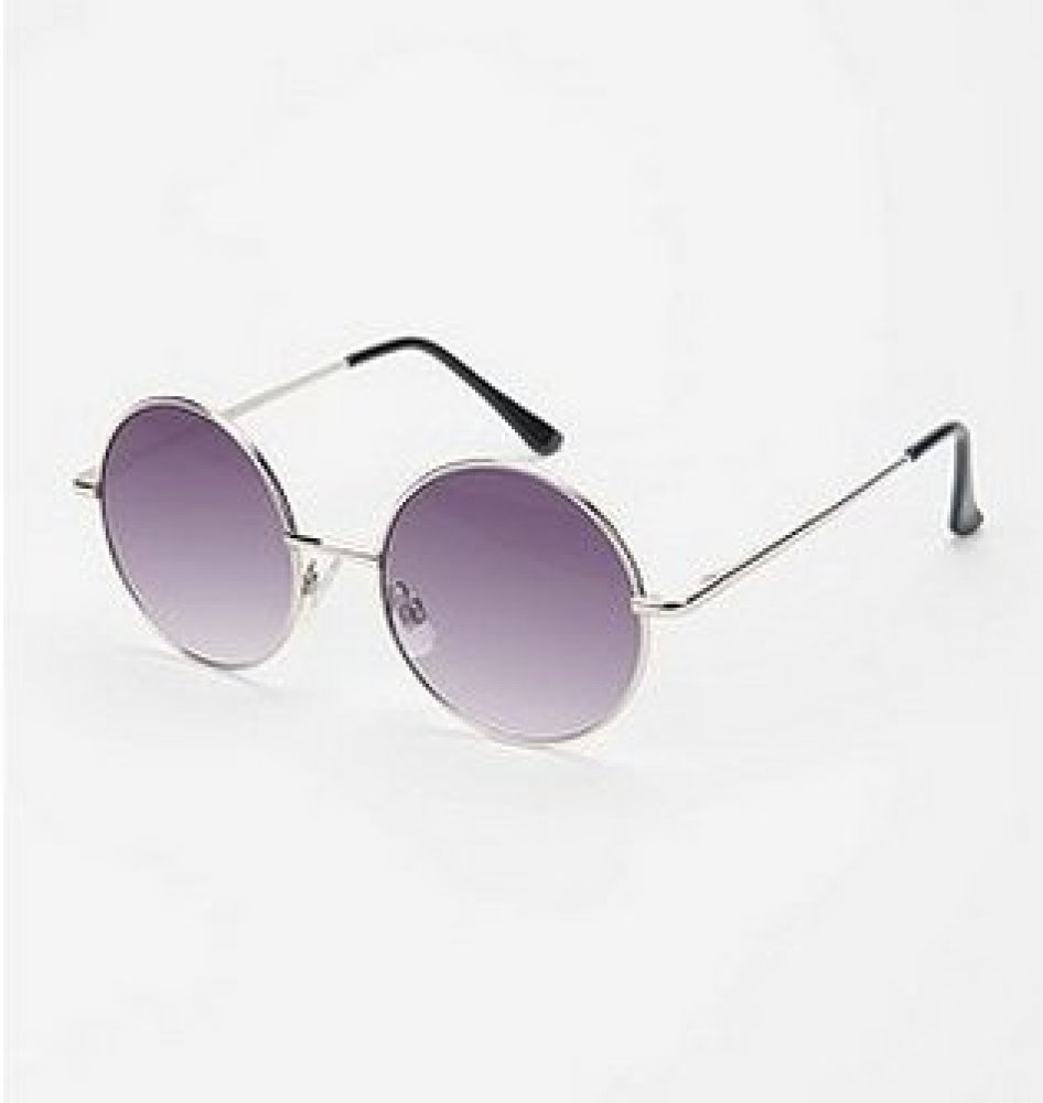 Both on the runways and on the street, vintage-style round sunglasses are making a big comeback this season. Get the look  wi