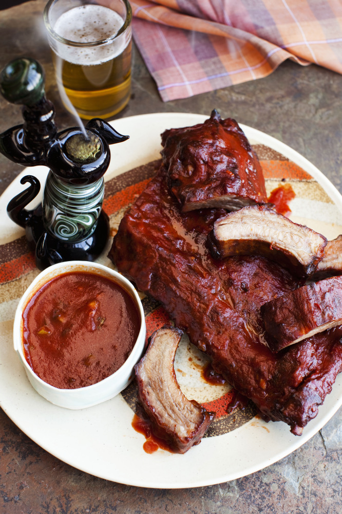 Cook Ashley Boudreaux devised this barbecue sauce recipe that's perfect for the Fourth of July. Simply smother any meat, vege