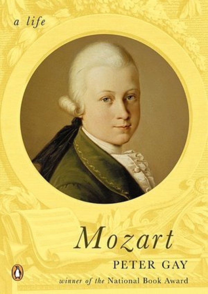 Though his father was a classical musician and composer, by the time Mozart junior started to show promise (erm, that would b