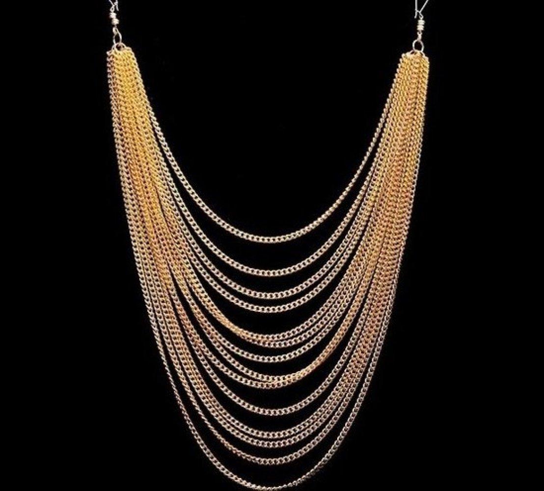 Nefertiti earlace, $175, lacebytanaya.com