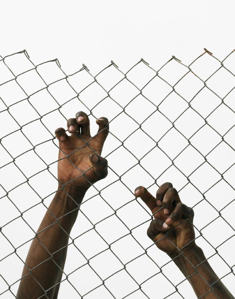 Monica Lozano, Borders, Borders, Hasselblad, 70x100cm, 2009, Courtesy of Monica Lozano.