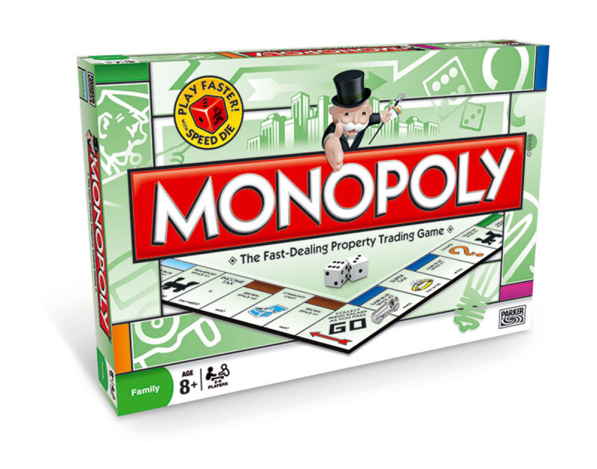 Monopoly has been the best-selling board game in the world since 1935, so it's really no surprise that someone would want to