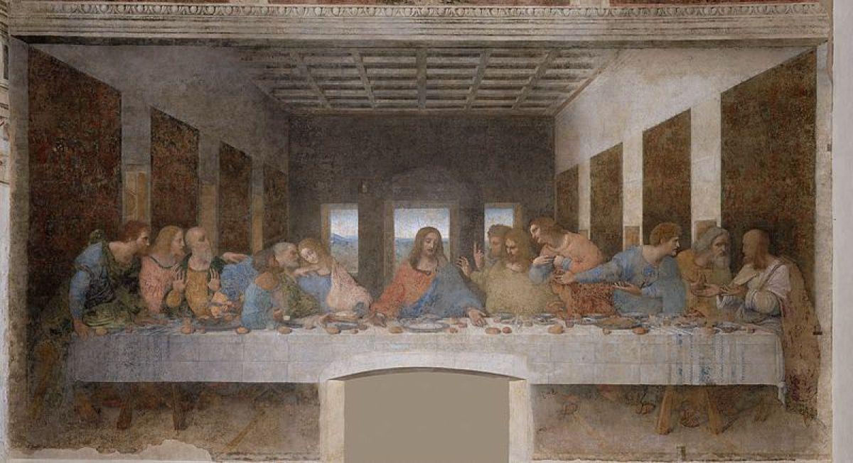 "1. Leonardo Da Vinci was a <a href=""http://books.google.com/books/about/The_Heretic_s_Feast.html?id=rIjZo-cvifAC"" target=""_bl"