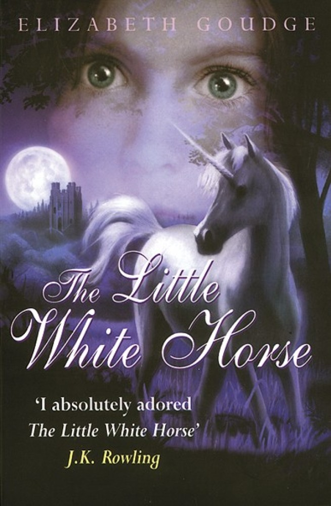 As a child JK Rowling's favourite book was The Little White Horse by Elizabeth Goudge.