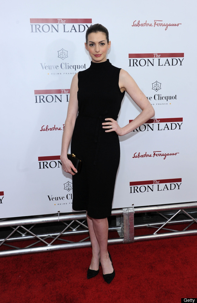 "Anne Hathaway, who's been outspoken about her support for her gay brother, <a href=""http://www.interviewmagazine.com/film/ann"