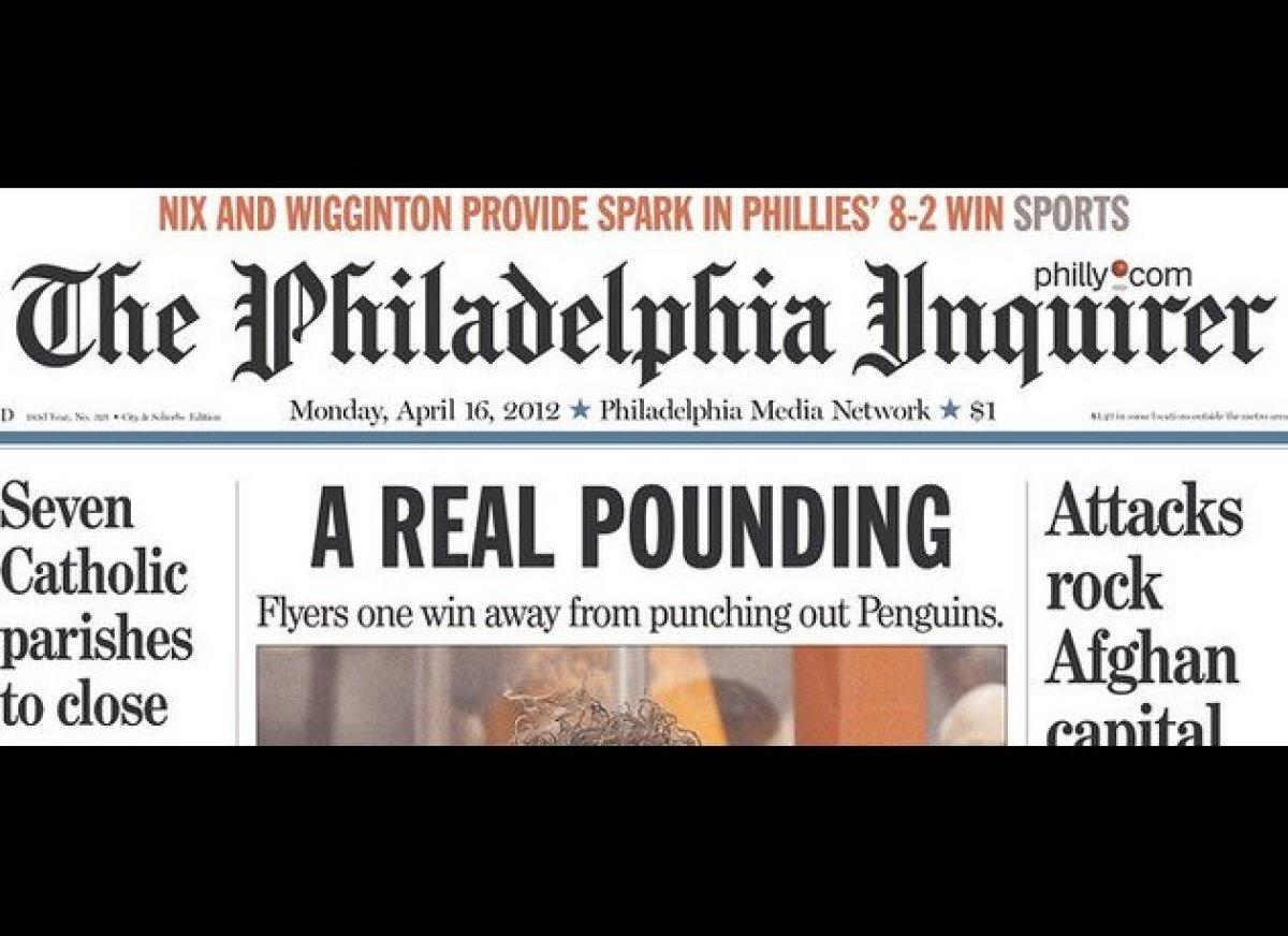 Public Service -- The Philadelphia Inquirer