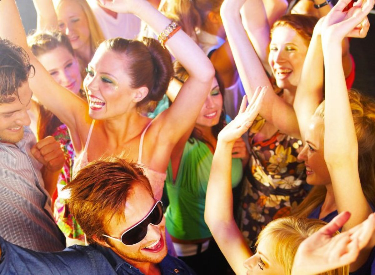 """Some Los Angeles teens are using social networking to party, as a new trend called """"social media"""" or """"flash mob"""" parties are"""