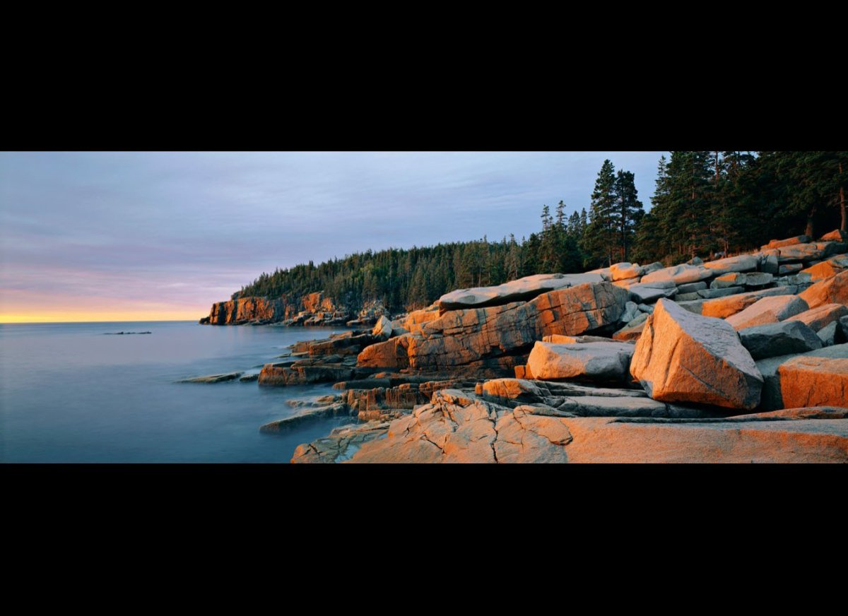 Located on the coast of Maine, Acadia National Park preserves the state's cultural and natural history. Photo: Q.T. Luong (te