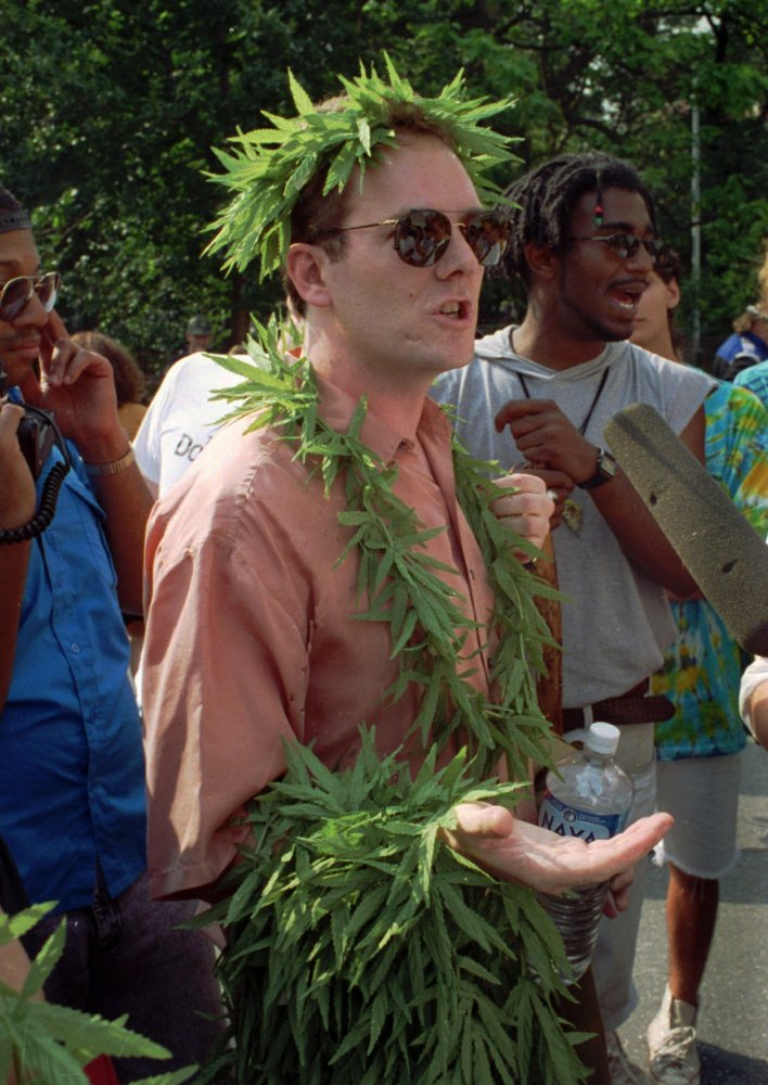 Leading the fight to legalize cannabis, the National Organization for the Reform of Marijuana Laws offers its supporters a nu