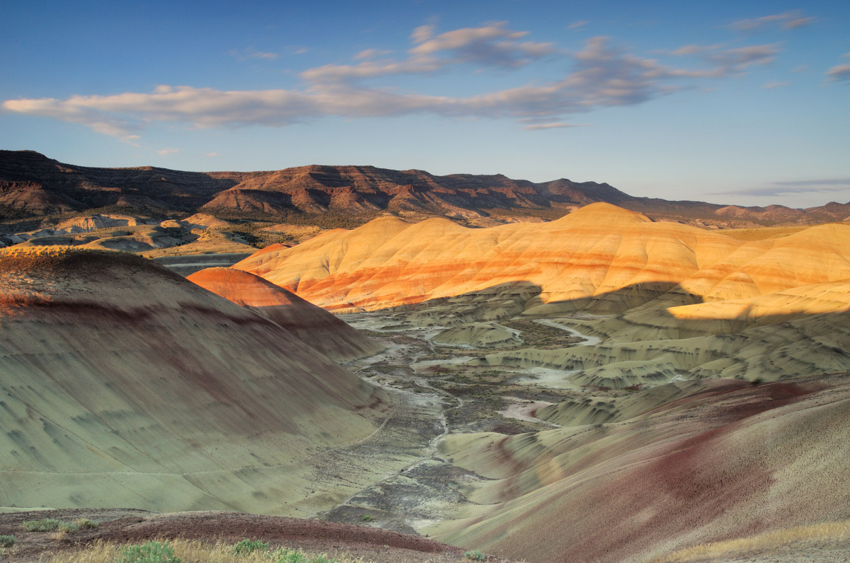 The Painted Hills - Oregon, USA