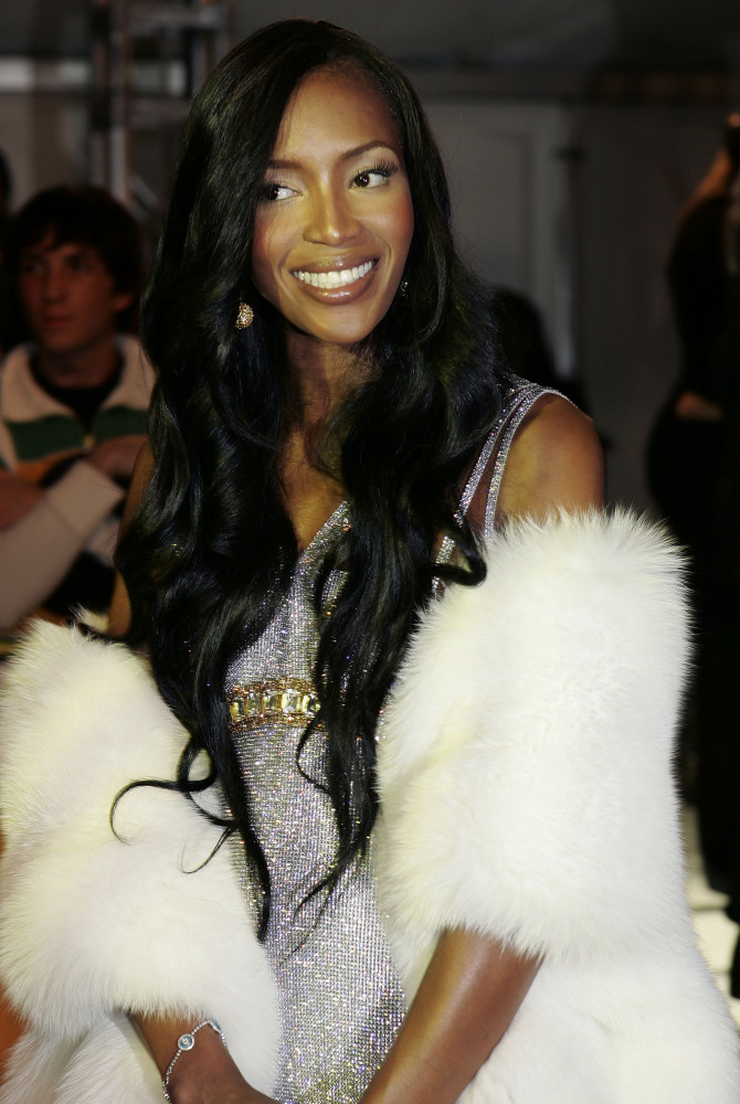 In 1997 Naomi Campbell modeled naked for a PETA ad. More than a decade later, in 2009, she was the face of fur designer Denni