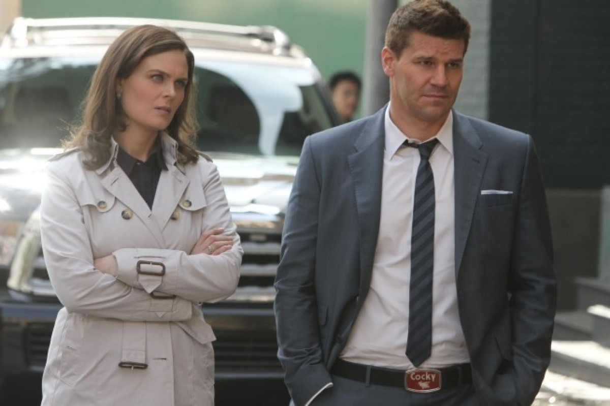 """Bones"" (8 p.m. ET on Fox) 