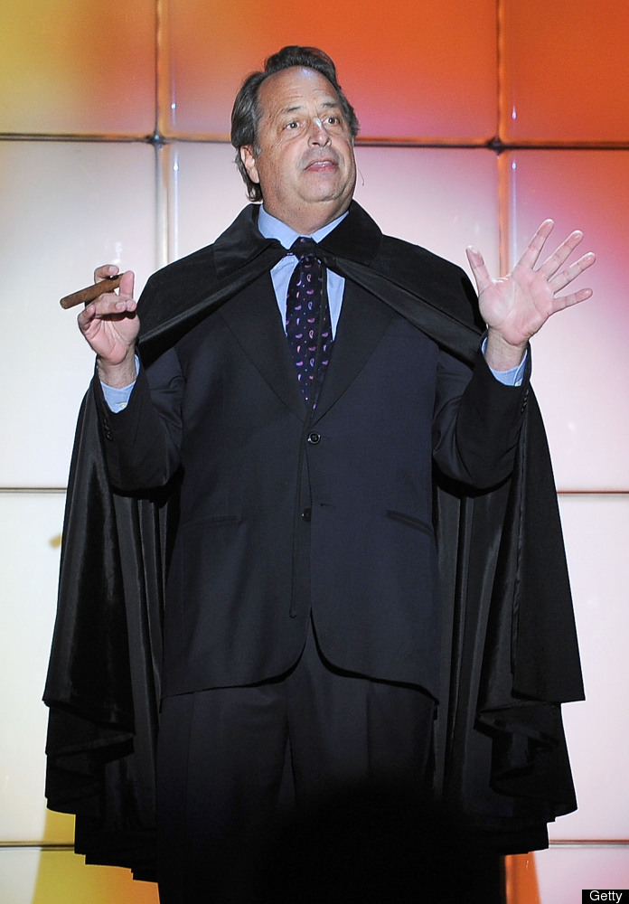 BEVERLY HILLS, CA - MARCH 21:  Actor Jon Lovitz performs at the 20th Anniversary Alzheimer's Association 'A Night at Sardi's'