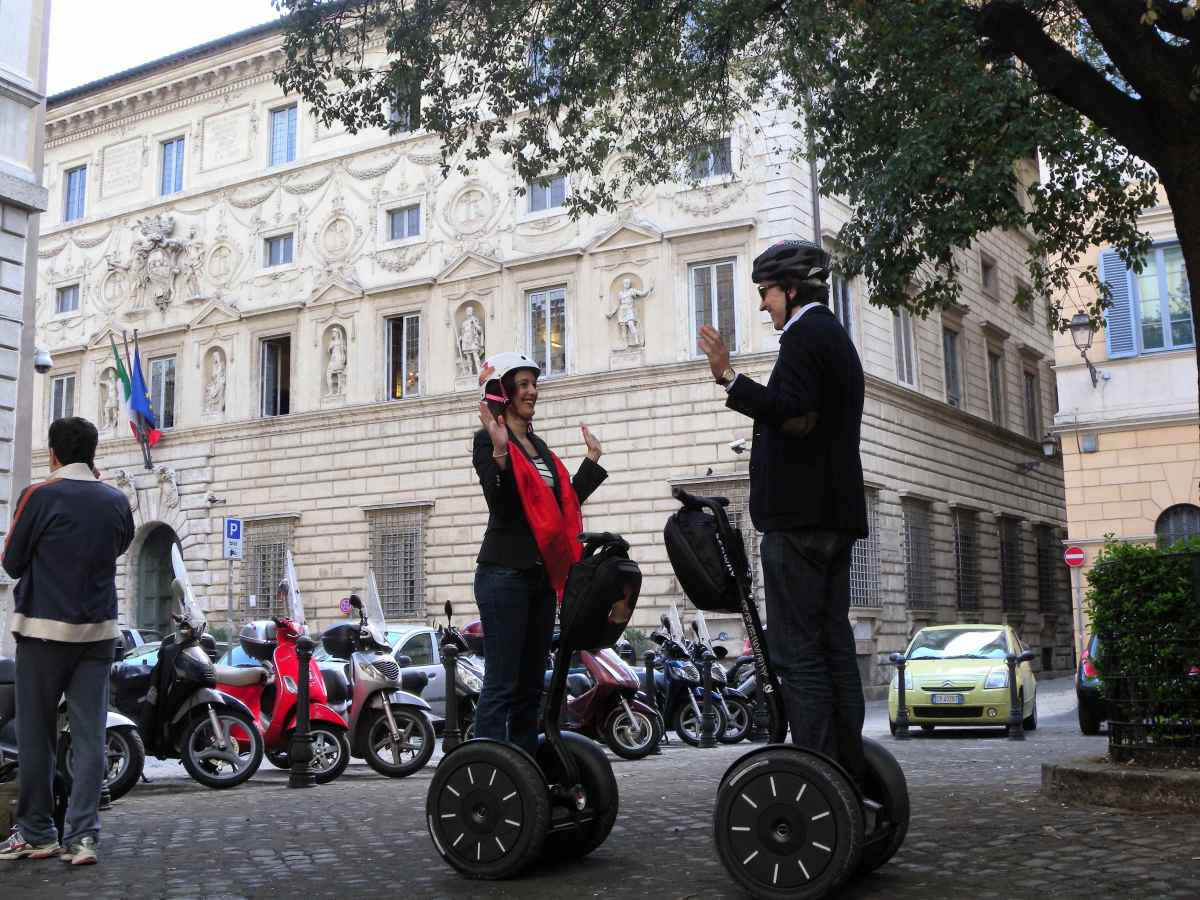 Fundamental to a happy Segway experience is to understand balance and always pay attention to your wheels and their surroundi