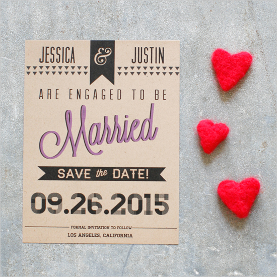 how to create a save the date
