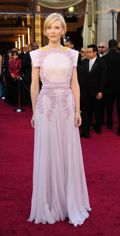Cate Blanchett, The 83rd Annual Academy Awards 2011.