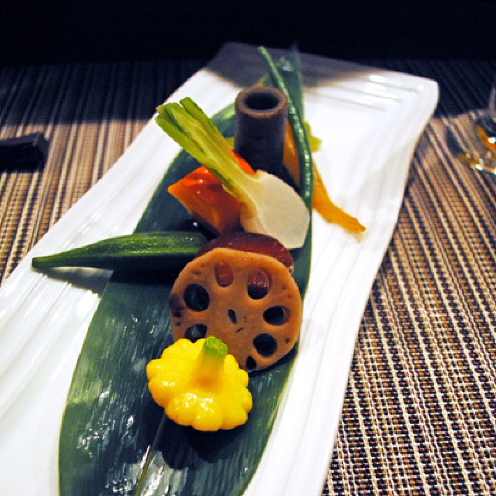 The most thrilling meal we've had recently was an <em>omakase</em> feast at this new Japanese restaurant on Pico Boulevard. S