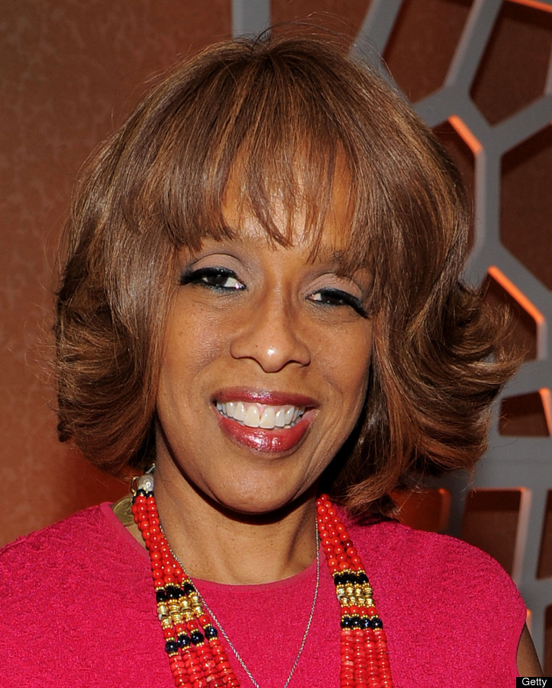 WASHINGTON, DC - APRIL 27:  Gayle King attends the PEOPLE/TIME Party on the eve of the White House Correspondents' Dinner on