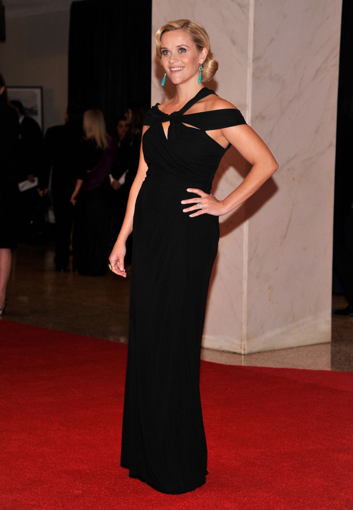 Actress Reese Witherspoon attends the 98th Annual White House Correspondents' Association Dinner at the Washington Hilton on