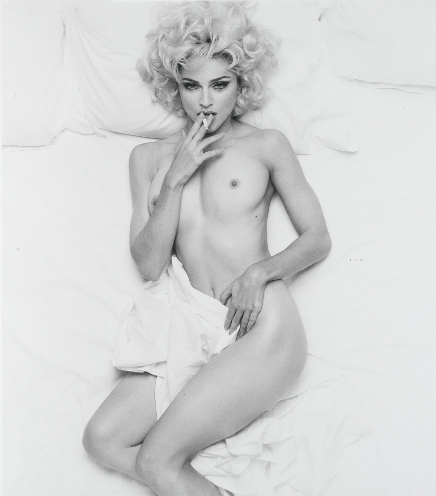 (American, born 1954) 1990. Gelatin silver print, printed 1991, signed and annotated 'ed no. 1' in pencil on verso. 21 1/2 x