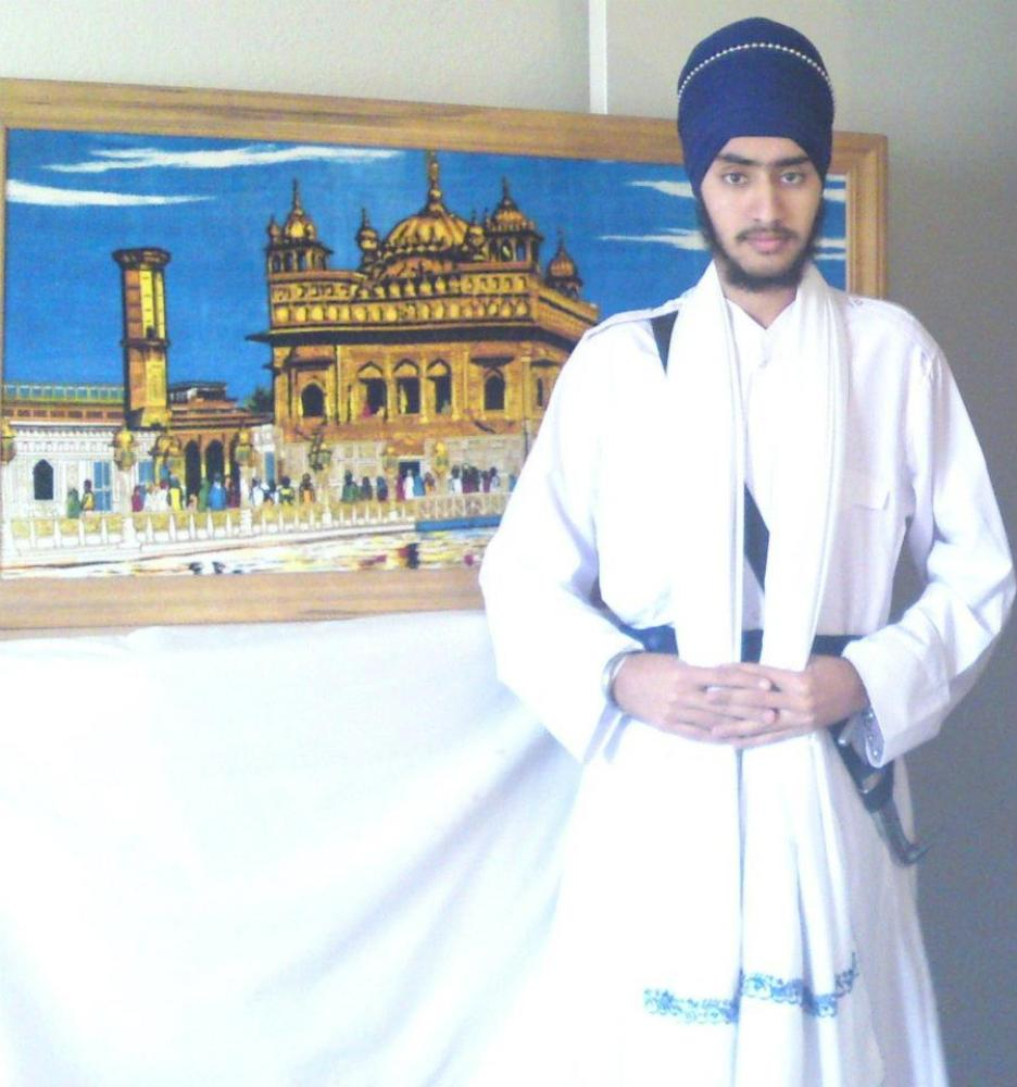 Group Dumala: Traditional turban - 1st Position - Gurjant Singh - Fremont