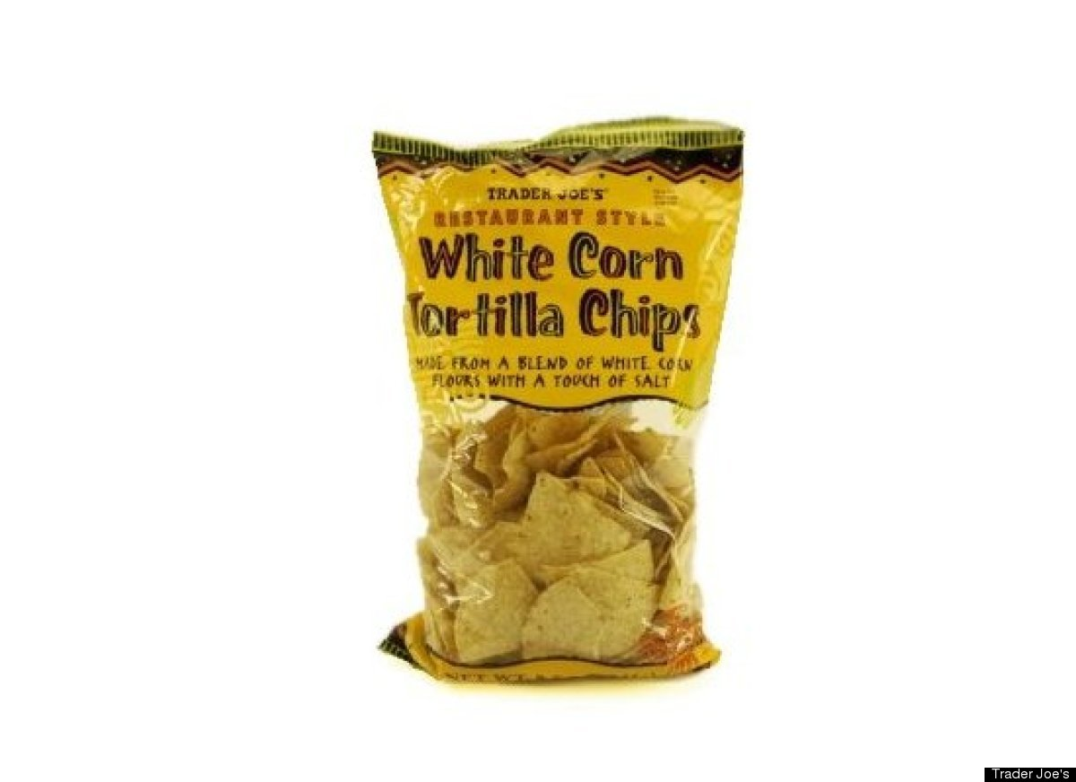 *<strong>Top Pick: Trader Joe's Restaurant-Style White Corn Tortilla Chips</strong>, $1.79/ 8.5oz 