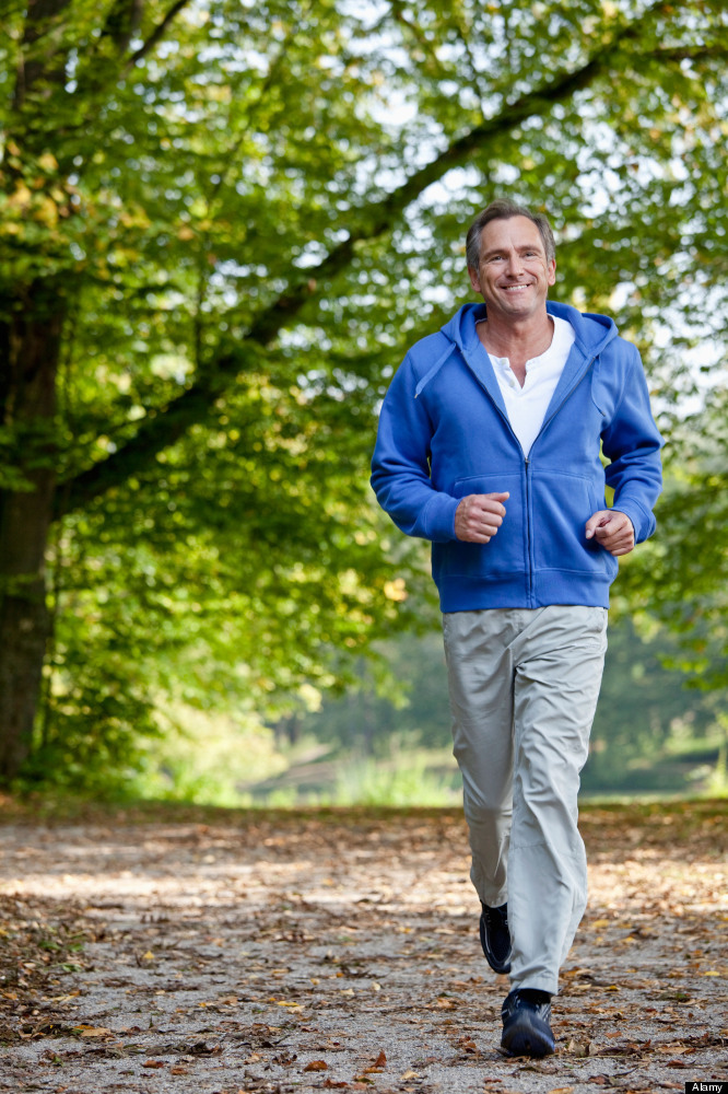 Exercise 30 minutes a day. Nothing exotic is required; a good half-hour stroll will do the trick, but avoid exercising within