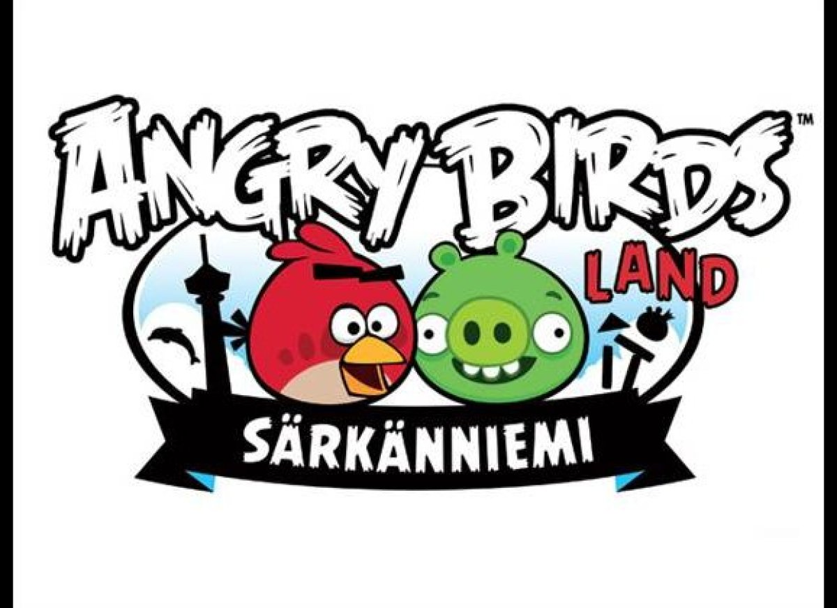 Located about two hours north of Helsinki, Sarkanniemi has partnered with Finnish-based gamemaker Rovio to bring the virtual
